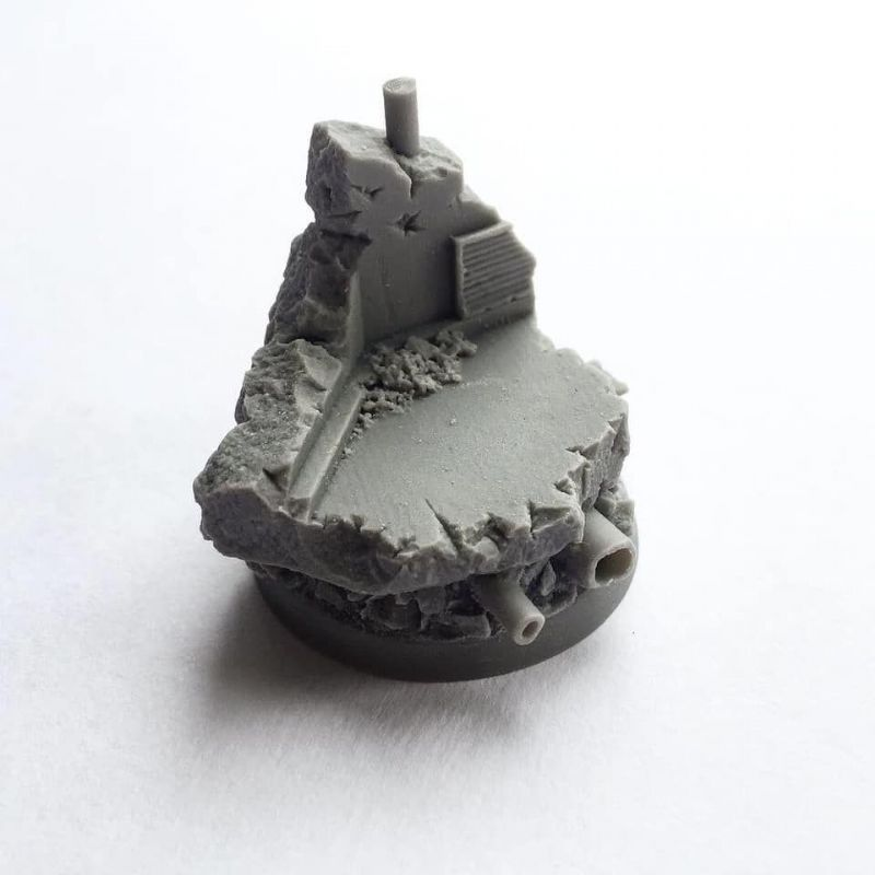 40mm Character Base 1